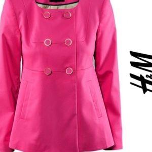 H&M Hot-pink Blazer